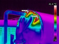 Installatie warmtebuffer
